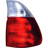 Feu arrière gauche blanc BMW X5 (E53) de 99 à 03 - OEM : 6321-7158-389