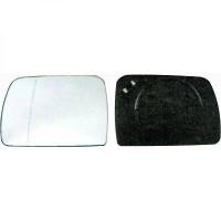 Miroir (asphérique) de rétroviseur coté gauche BMW X5 (E53) de 99 à 07
