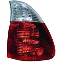 Feu arrière gauche blanc BMW X5 (E53) de 03 à >> - OEM : 6321-7164-475