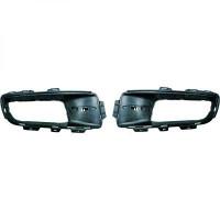 Enjoliveur, Phare antibrouillard droit noir BMW X5 (E70) de 07 à 10 - OEM : 51117172450