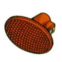 Feu clignotant latéral orange FORD FIESTA 3 (GFJ) de 89 à >> - OEM : 6859846