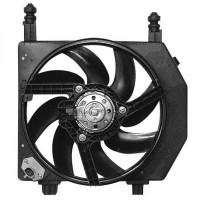 Ventilateur refroidissement du moteur avec climatisation pour boite manuel FORD FIESTA 4 (JA, JB) de 96 à 02 - OEM : 1118160