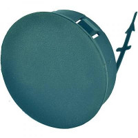 Cache crochet remorquage arrière bleu FORD FIESTA 4 (JA, JB) de 96 à 99