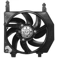 Ventilateur refroidissement du moteur avec climatisation pour boite manuel FORD FIESTA 4 (JA, JB) de 96 à 02 - OEM : 1020254