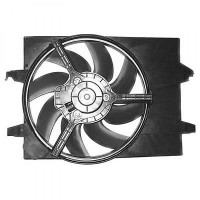 Ventilateur refroidissement du moteur avec climatisation FORD FIESTA 5 (JH, JD) de 02 à 08 - OEM : C20115025