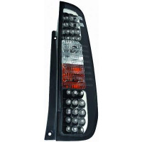 Kit de feux arrières version LED noir FORD FIESTA 5 (JH, JD) de 02 à >>