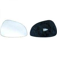 Miroir (convexe) de rétroviseur coté droit FORD FIESTA 6 de 08 à 12 - OEM : 1514083