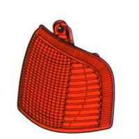 Feu clignotant gauche orange FORD ESCORT 4 de 86 à 90 - OEM : 6136490