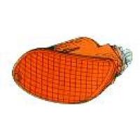 Feu clignotant gauche orange FORD FOCUS 1 de 98 à 01 - OEM : LLD252