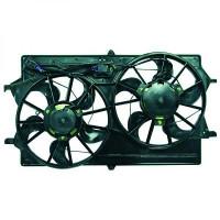 Ventilateur refroidissement du moteur avec climatisation pour boite manuel FORD FOCUS 1 de 98 à 04 - OEM : YS4H8G607AA