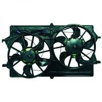Ventilateur refroidissement du moteur boite manuelle modèle avec clim FORD FOCUS 1 de 98 à 04 - OEM : 2S418C607AA