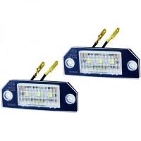 Feu éclaireur de plaque Version LED FORD FOCUS 2 03-10 LED
