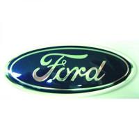Emblème logo FORD MONDEO 3 de 00 à 03 - OEM : 1114768
