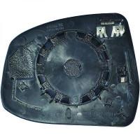 Miroir (asphérique) de rétroviseur coté gauche FORD MONDEO 4 de 2011 à 14