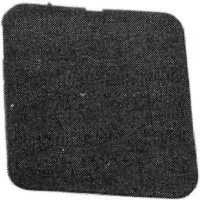 Enjoliveur, pare-chocs avant droit gris FORD TRANSIT de 03 à 06 - OEM : 4447723