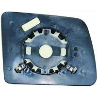 Miroir (convexe) de rétroviseur coté gauche FORD TRANSIT de 09 à 13 - OEM : 4973823