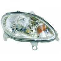 Phare principal droit H4 SMART FORTWO / CITY-COUPE (450) de 98 à 06 - OEM : Q0001218V018000