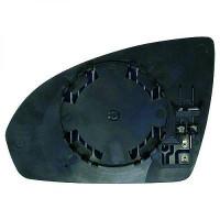 Miroir de rétroviseur coté gauche (dégivrant) SMART FORTWO / CITY-COUPE (451) de 07 à 14 - OEM : 4518100716
