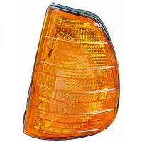 Feu clignotant gauche orange MERCEDES CLASSE E (W123) de 76 à 84 - OEM : A0008207321