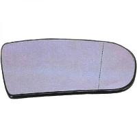 Miroir de rétroviseur coté droit (pour option dégivrant) MERCEDES CLASSE E (W210) de 00 à 02 - OEM : 2028100821