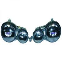 Set de deux phares principaux H7/H7 MERCEDES CLASSE E (W210) de 95 à 9