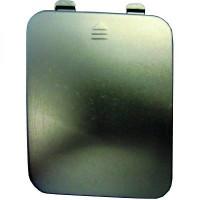 Cache crochet remorquage arrière , à peindre MERCEDES CLASSE E (W211) de 02 à 06 - OEM : 2118800305