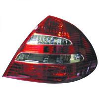 Feu arrière gauche limpide MERCEDES CLASSE E (W211) de 02 à 06 - OEM : A2118200364