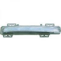 Feu diurne droit LED MERCEDES CLASSE E (W212) de 09 à 11