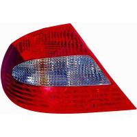Feu arrière gauche rouge/noir MERCEDES CLK (C209) de 05 à >> - OEM : A2098201564