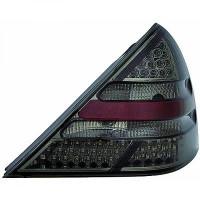 Kit de feux arrières version LED noir MERCEDES SLK (R170) de 96 à 04