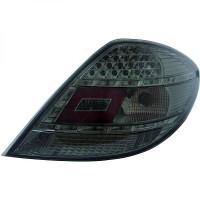 Kit de feux arrières version LED noir MERCEDES SLK (R171) de 04 à 11