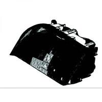 Phare principal droit H7/H7 MERCEDES CLASSE S (W140) de 95 à 98 - OEM : A1408207461