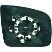 Miroir de rétroviseur coté gauche à grand angle MERCEDES CLASSE V de 09 à >> - OEM : A0028114133