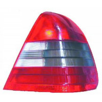 Disperseur simple pour feu arrière droit sans porte-lampe MERCEDES CLASSE C (W202) de 93 à 00 - OEM : 71409829032