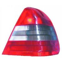 Disperseur simple pour feu arrière gauche sans porte-lampe MERCEDES CLASSE C (W202) de 93 à 00 - OEM : 71409829032