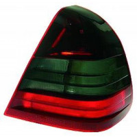Disperseur simple pour feu arrière gauche sans porte-lampe MERCEDES CLASSE C (W202) de 93 à 00 - OEM : 2028205166