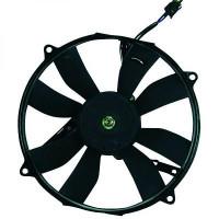 Ventilateur condenseur de climatisation gauche MERCEDES CLASSE C (W202) de 93 à 97 - OEM : A0015001293