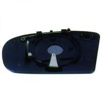 Miroir (asphérique) de rétroviseur coté gauche MERCEDES CLASSE C (W203) de 00 à 07 - OEM : A2038100121