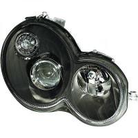 Kit de Phares principaux H7/H7 MERCEDES CLASSE C (W203) 01-04 uniquement Sport coupé