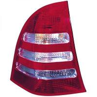 Feu arrière gauche sans porte-lampe MERCEDES CLASSE C (W203) de 04 à 07 - OEM : A2038202364