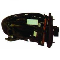 Rétroviseur extérieur gauche asphérique MERCEDES CLASSE C (W203) de 00 à 04 - OEM : 2038107176