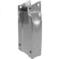 Renfort Coin de pare chocs avant coté gauche Aluminium MERCEDES CLASSE C (W204) de 07 à >> - OEM : A204-620-1195