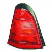 Feu arrière gauche rouge MERCEDES CLASSE A (W168) de 97 à 00 - OEM : 714000000000