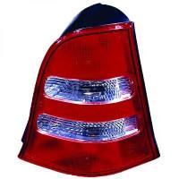 Feu arrière droit blanc/rouge MERCEDES CLASSE A (W168) de 01 à 04 - OEM : LLD701