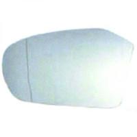 Miroir de rétroviseur coté droit (pour option dégivrant) MERCEDES CLASSE A (W169) de 04 à 08 - OEM : A1698100821