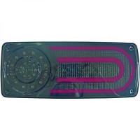 Kit de feux arrières version LED rouge MERCEDES CLASSE G (W463) de 86 à >>