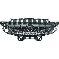 Grille de calandre noir Opel Adam de 2013 à >> - OEM : 1320208