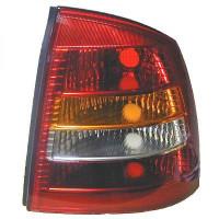 Feu arrière gauche jaune OPEL ASTRA G de 97 à 04 - OEM : 6223023