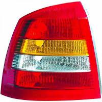 Feu arrière gauche jaune OPEL ASTRA G de 97 à 04 - OEM : 6223021