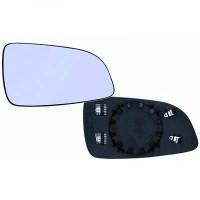 Miroir (asphérique) de rétroviseur coté gauche OPEL ASTRA H de 04 à 09 - OEM : 6428786